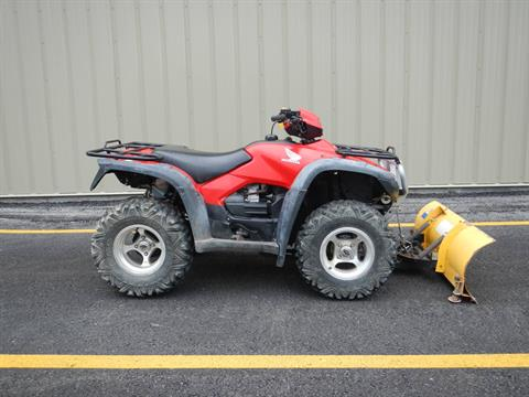 2009 Honda FourTrax® Foreman® Rubicon GPScape® EPS in Bridgeport, West Virginia