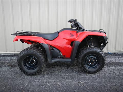 2015 Honda FourTrax® Rancher® 4x4 in Bridgeport, West Virginia