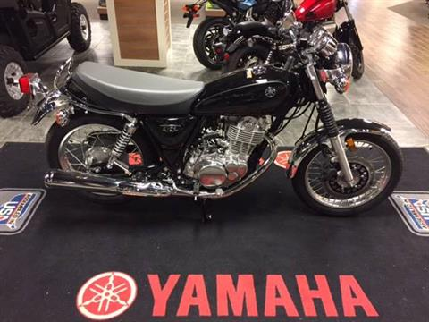 2016 Yamaha SR400 in Bridgeport, West Virginia