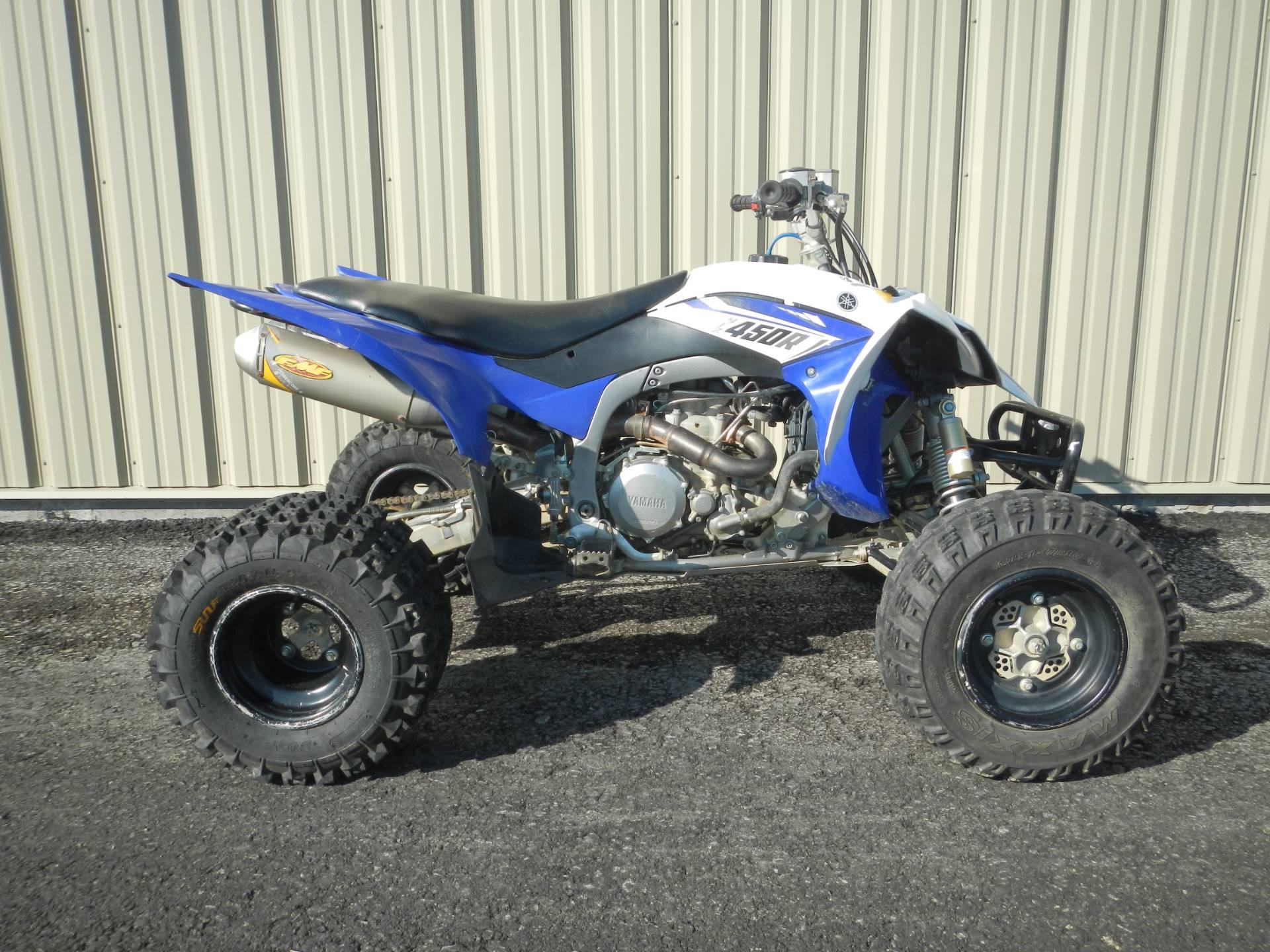2014 Yamaha YFZ450R 1