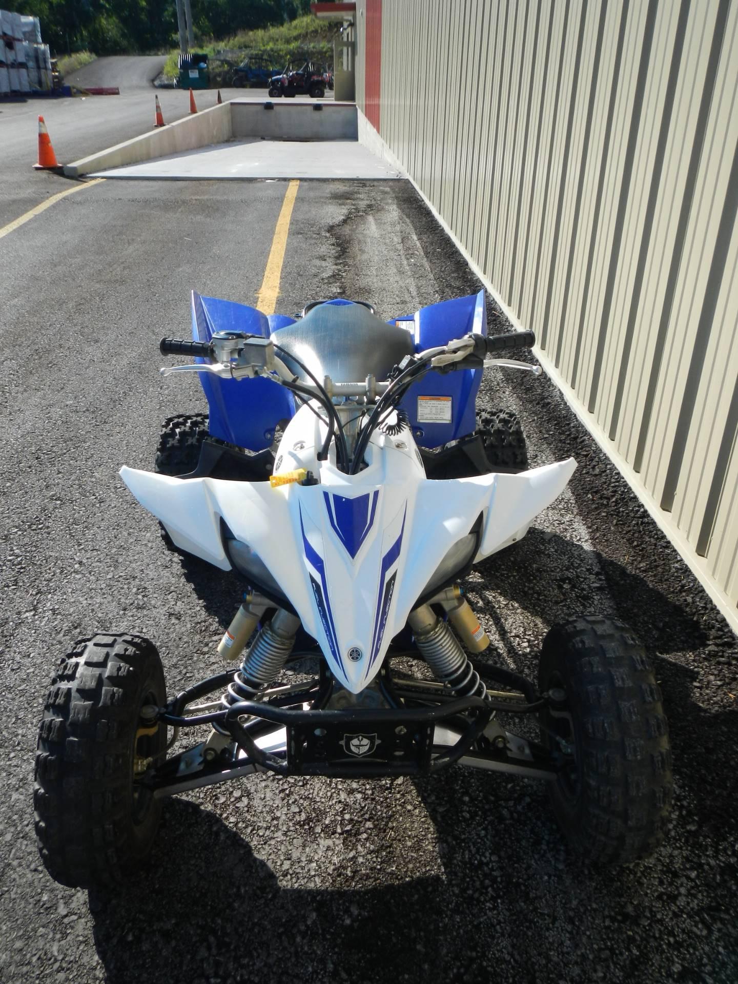 2014 Yamaha YFZ450R 7