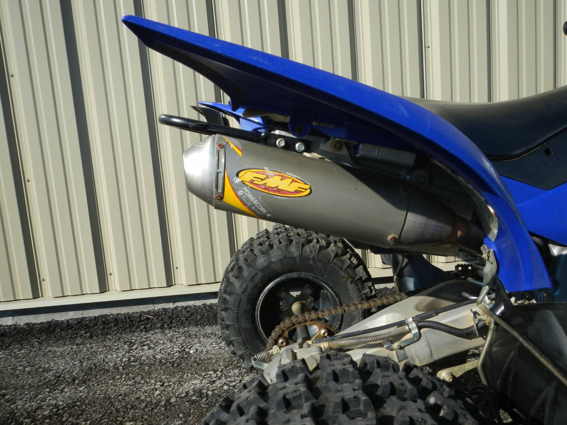2014 Yamaha YFZ450R 9