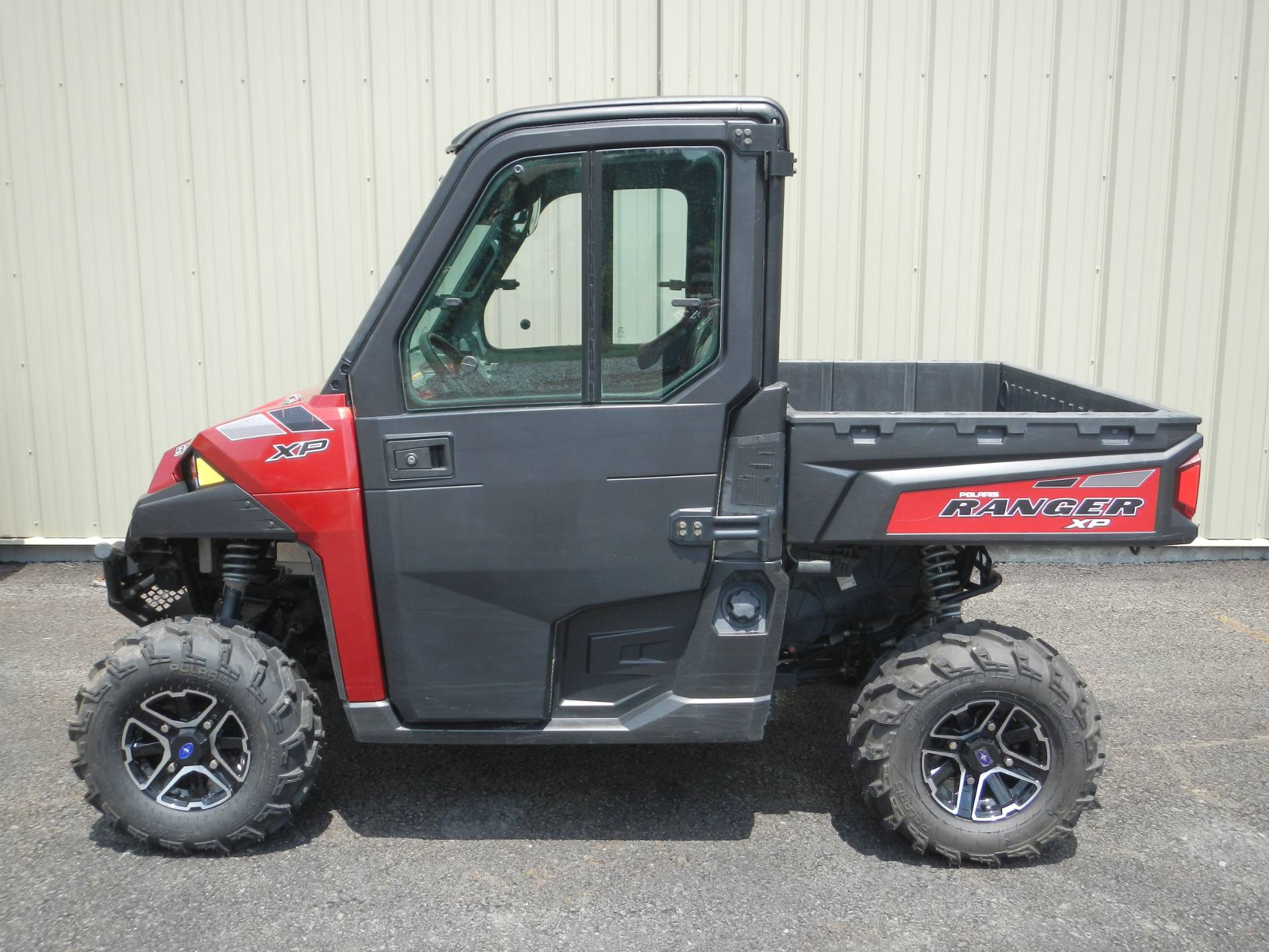 2015 Polaris Ranger XP® 900 EPS in Bridgeport, West Virginia