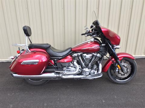 2014 Yamaha Stratoliner Deluxe in Bridgeport, West Virginia