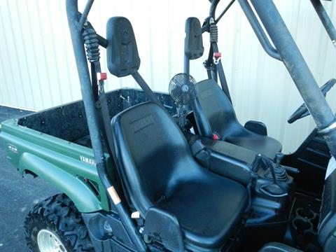 2012 Yamaha Rhino 700 FI Auto. 4x4 in Bridgeport, West Virginia