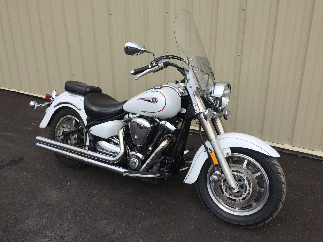 2004 Yamaha Road Star in Bridgeport, West Virginia
