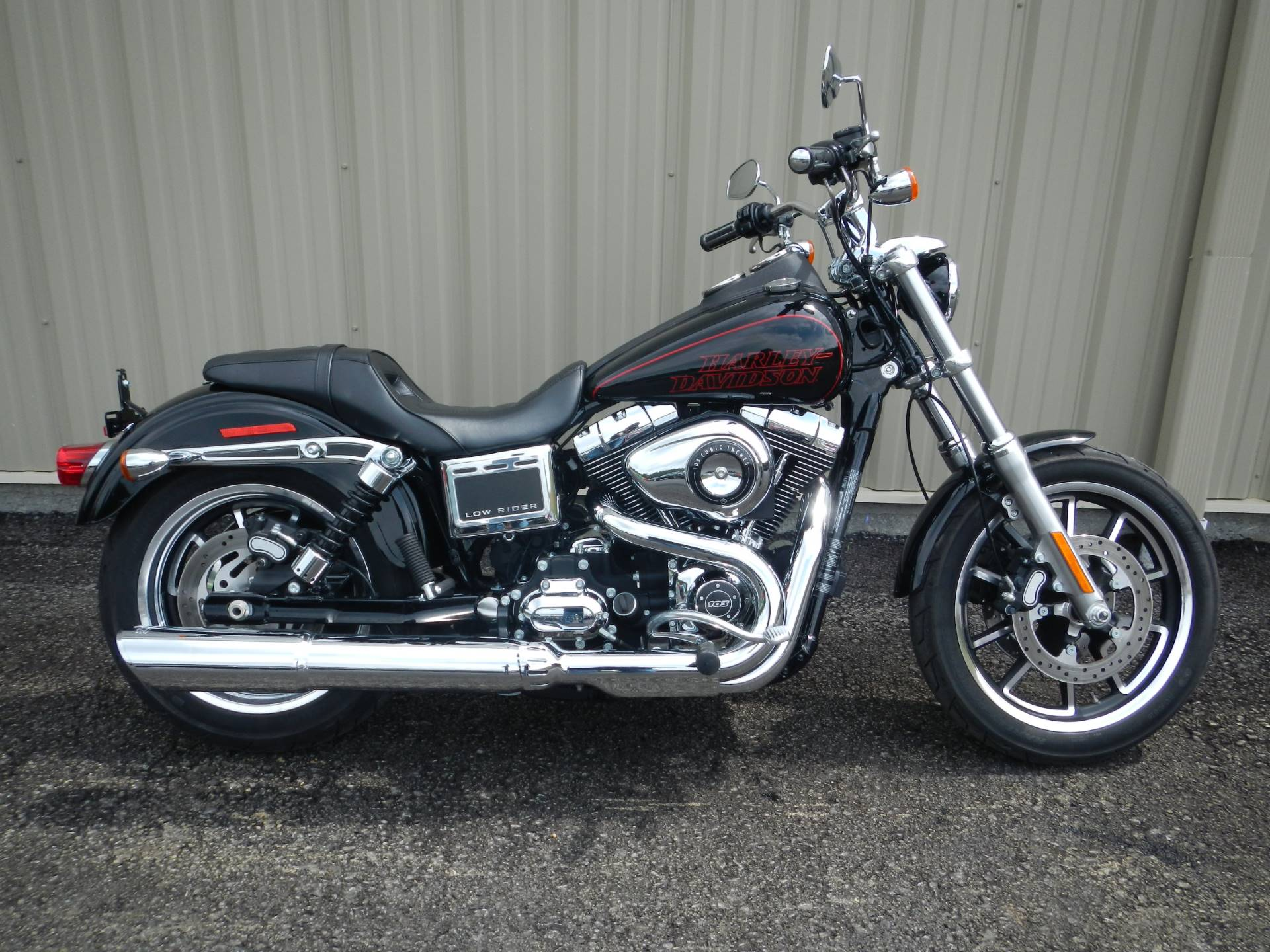 2015 Harley-Davidson Low Rider® in Bridgeport, West Virginia
