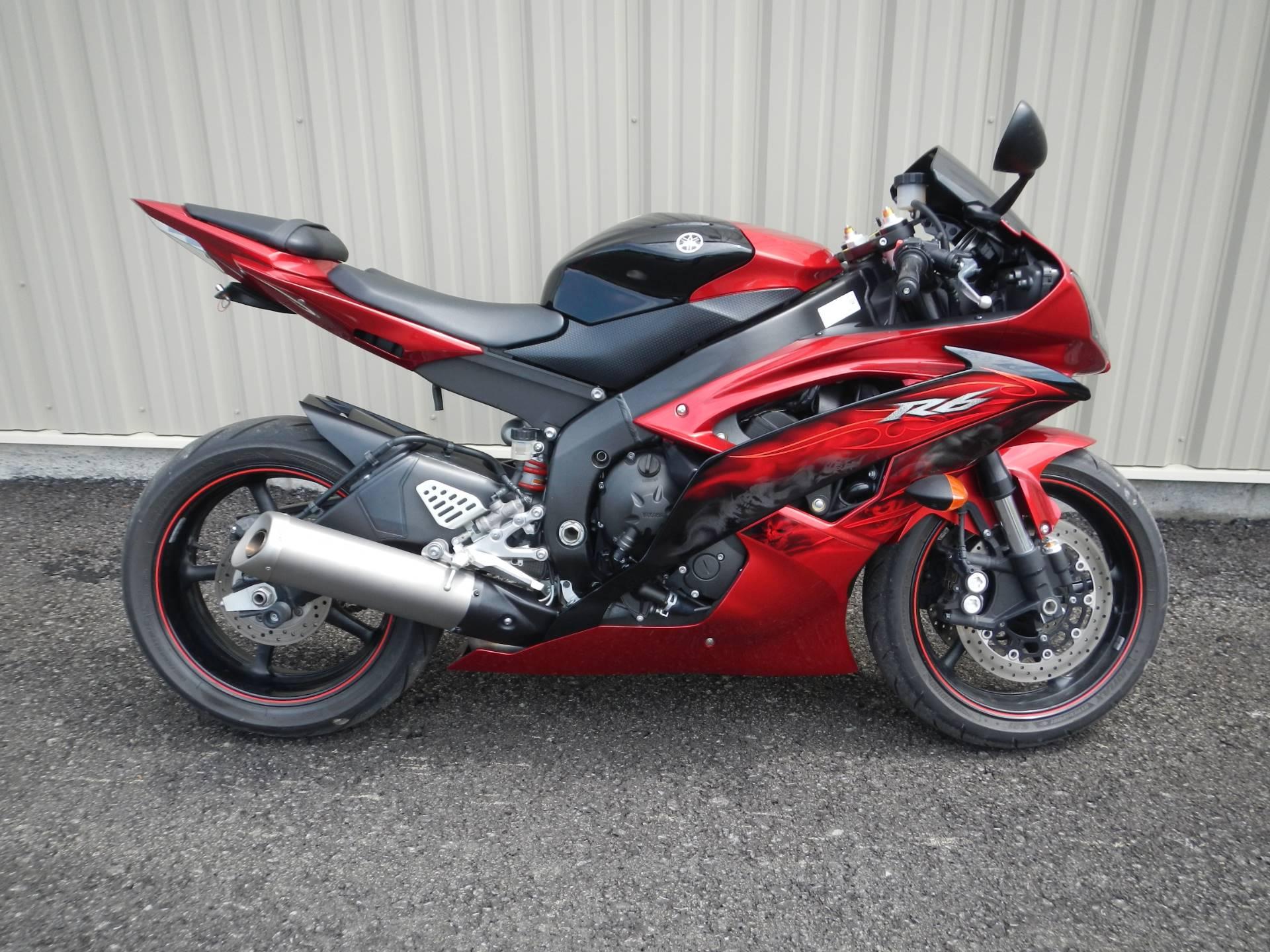 2011 Yamaha YZF-R6 for sale 47976