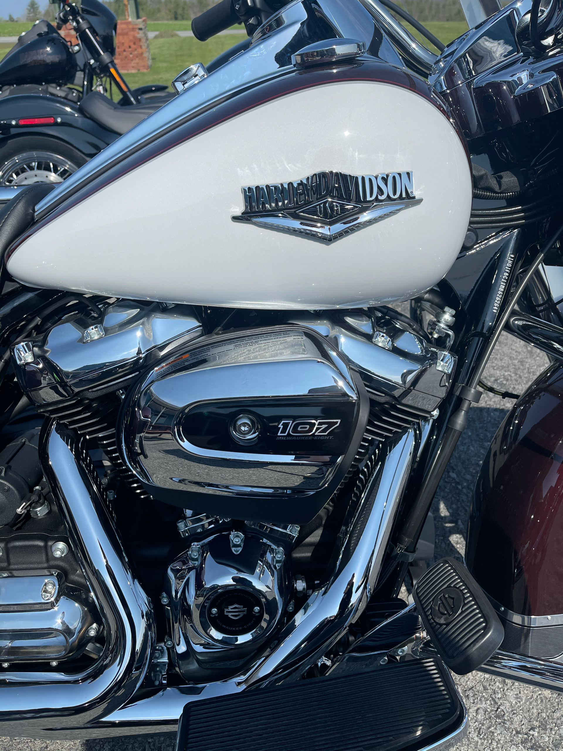 2021 Harley-Davidson Road King® in Fort Ann, New York - Photo 3