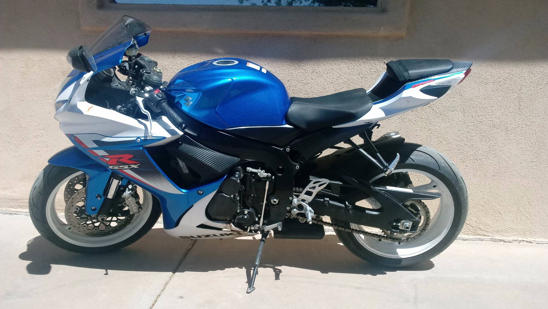 2013 Suzuki GSXR600L1 in Las Cruces, New Mexico