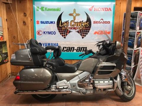2008 Honda GL189 GOLDWING in Las Cruces, New Mexico