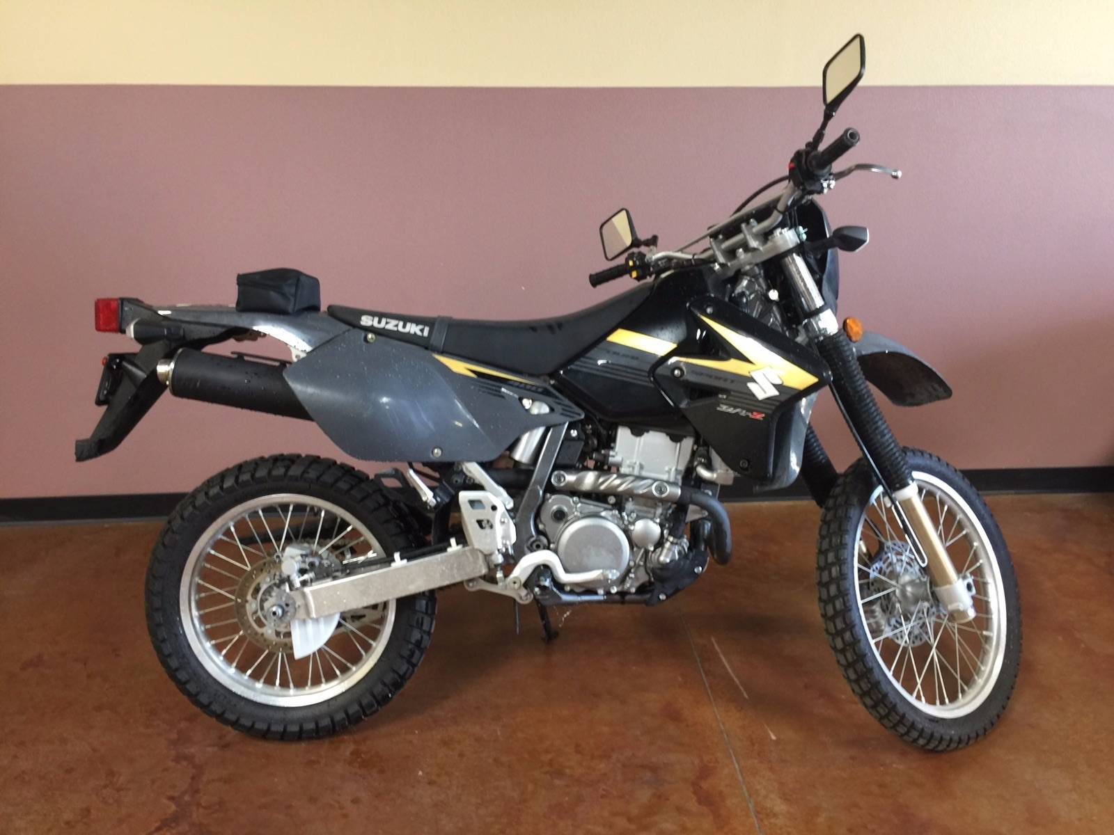 2016 Suzuki DR-Z400S in Las Cruces, New Mexico