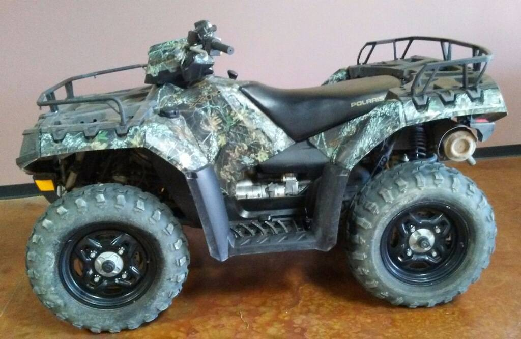 2009 Polaris Sportsman®  850 XP EFI with EPS in Las Cruces, New Mexico