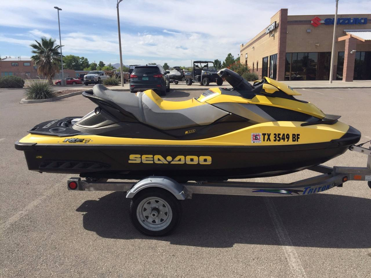 2009 Sea-Doo RXT™ iS 255 in Las Cruces, New Mexico