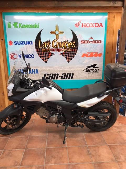 2013 Suzuki DL650 in Las Cruces, New Mexico
