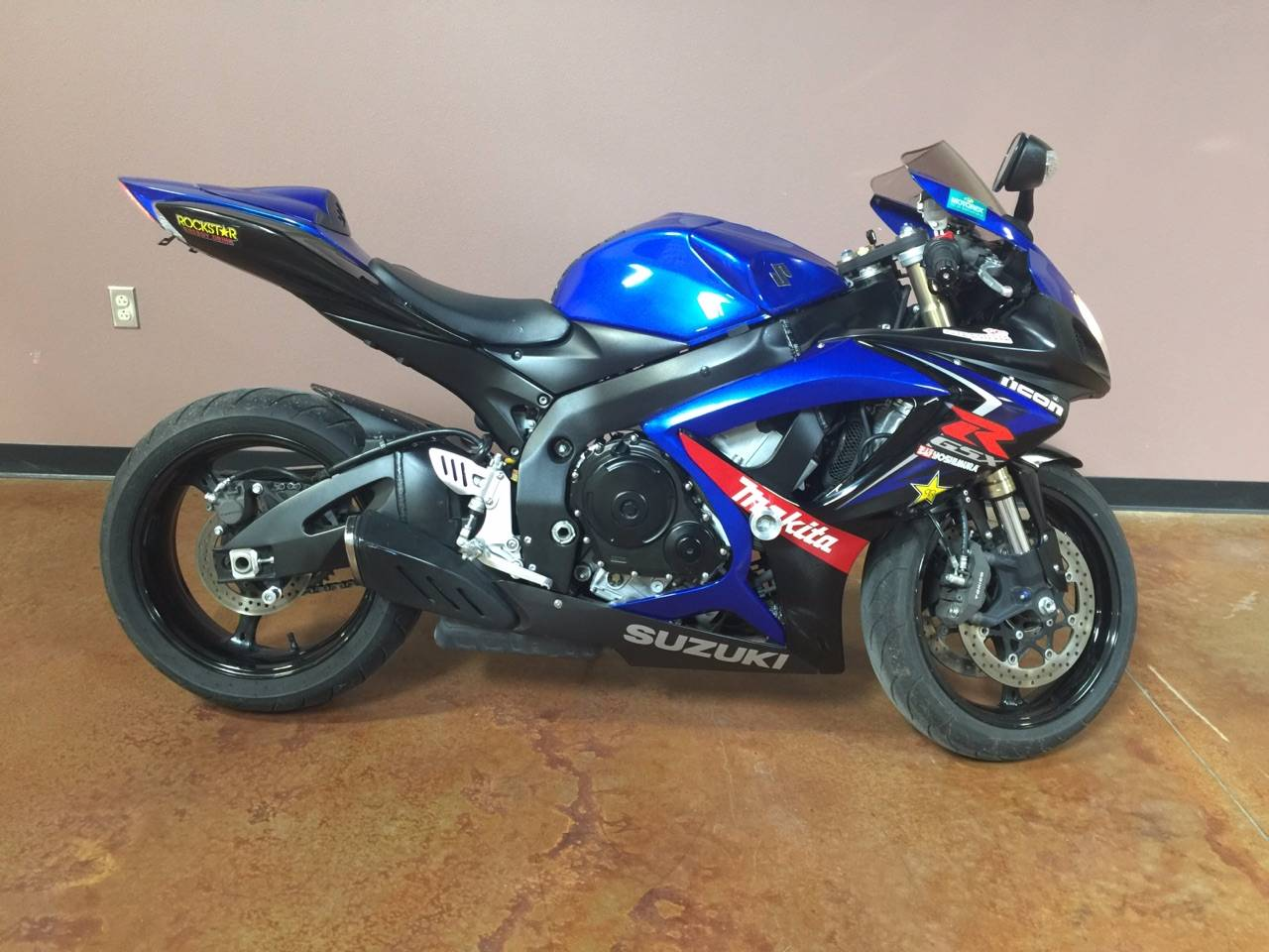 2007 Suzuki GSX-R600™ in Las Cruces, New Mexico