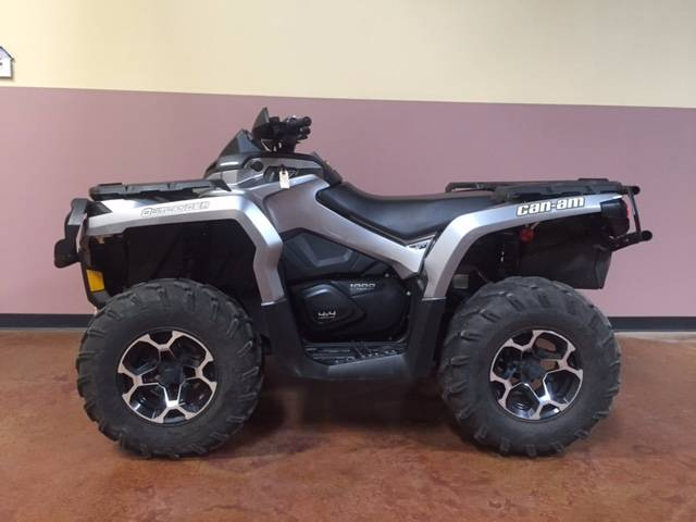 2014 Can-Am Outlander™ XT™ 1000 in Las Cruces, New Mexico