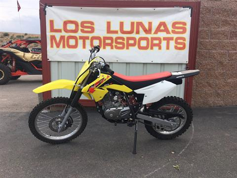 2015 Suzuki DR-Z125L in Las Cruces, New Mexico