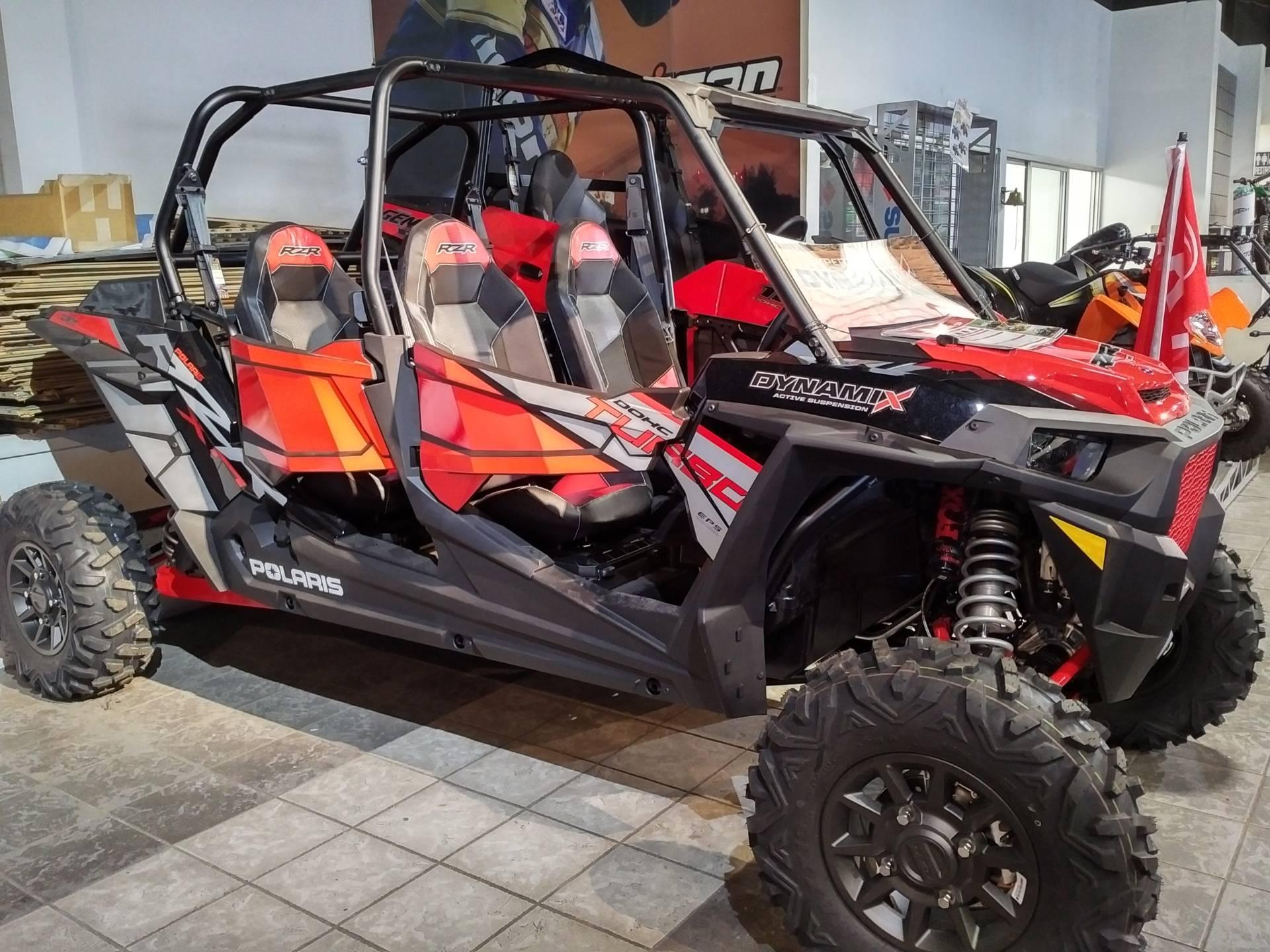 2018 Polaris RZR XP 4 Turbo Dynamix Edition for sale 130193