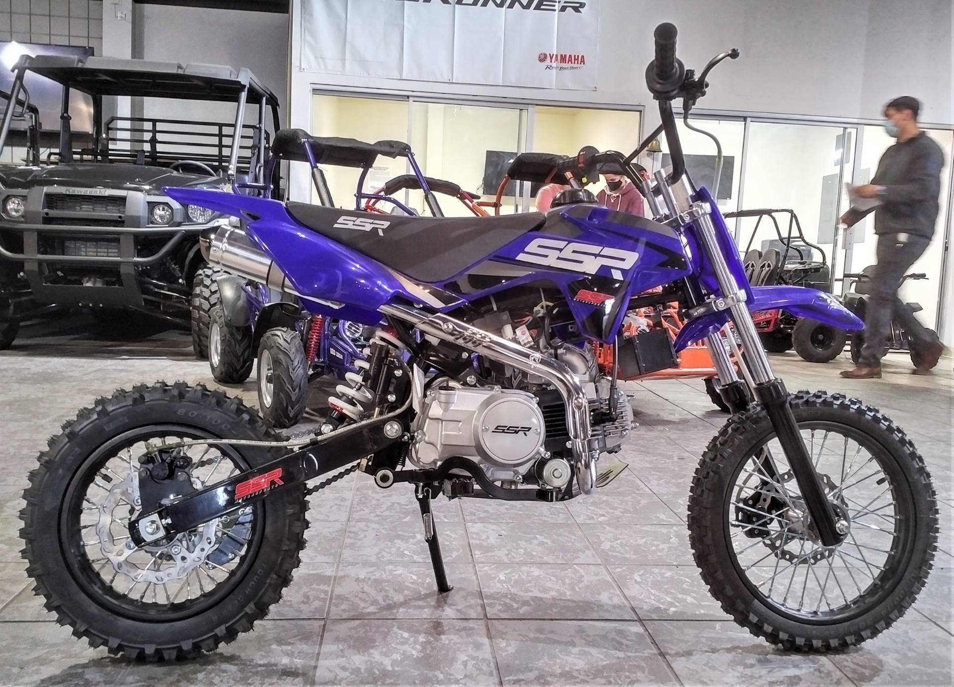 2020 SSR Motorsports SR125 Auto in Salinas, California - Photo 1