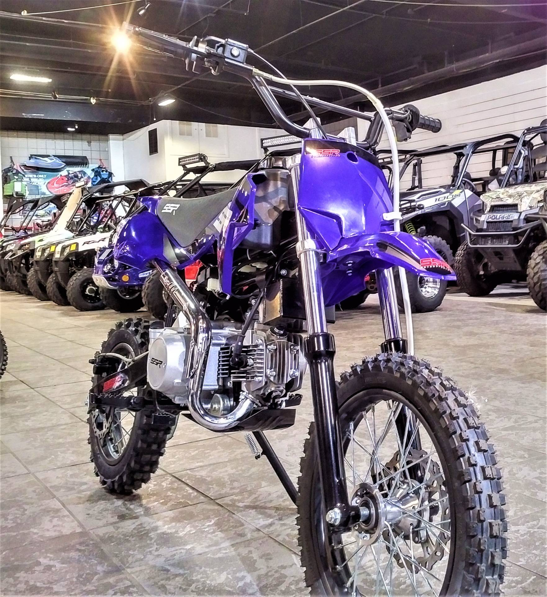 2020 SSR Motorsports SR125 Auto in Salinas, California - Photo 4