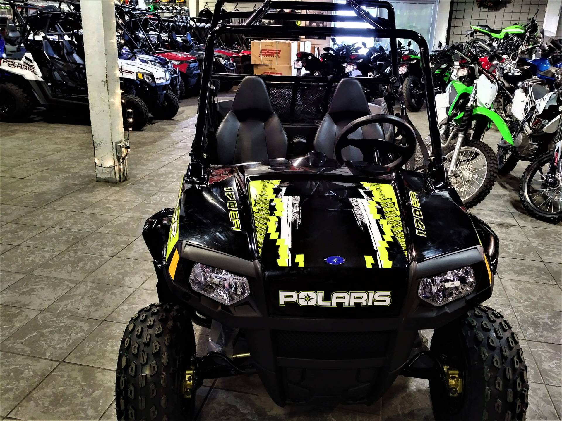 2019 Polaris RZR 170 EFI in Salinas, California - Photo 5