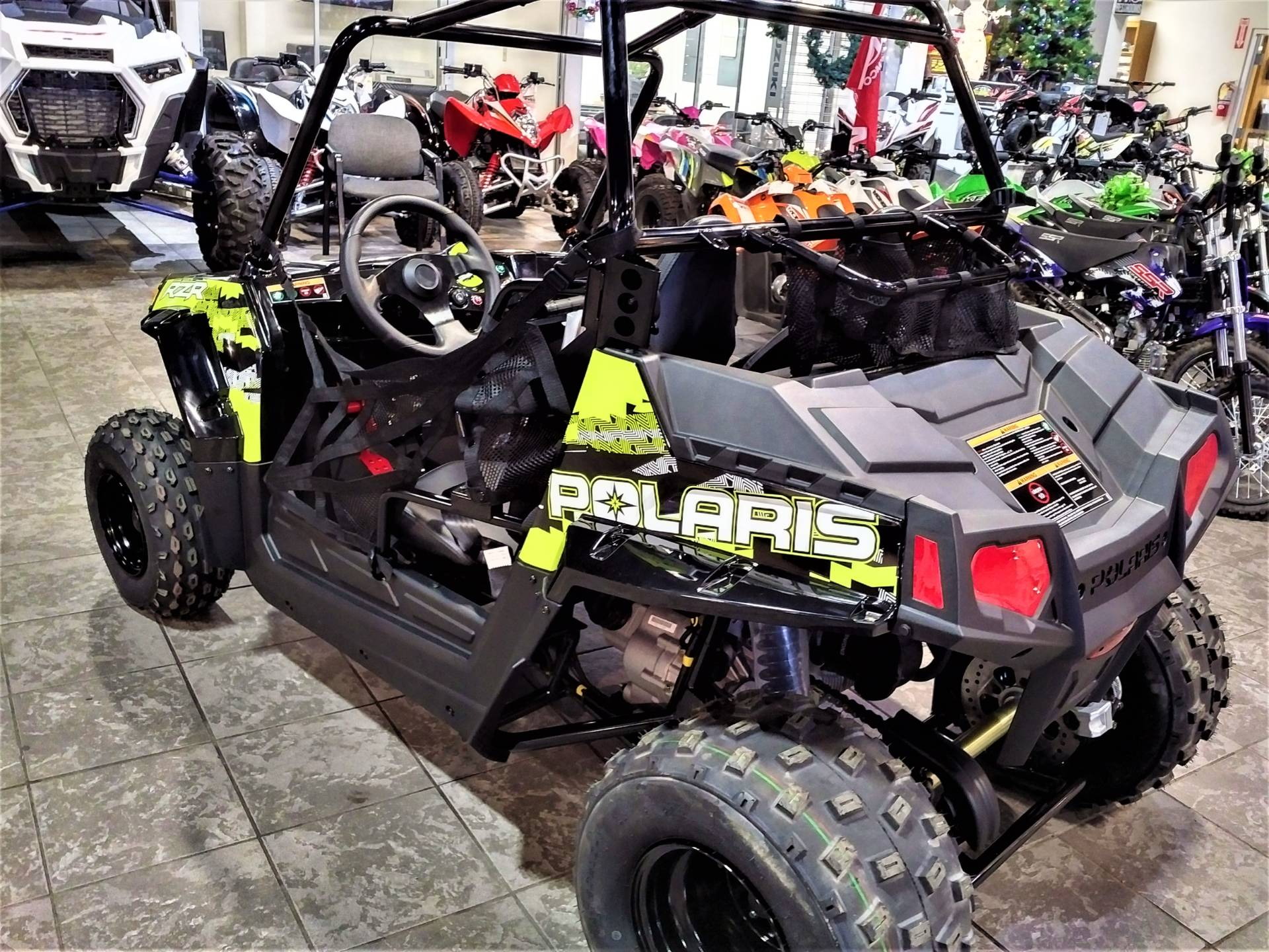 2019 Polaris RZR 170 EFI in Salinas, California - Photo 7