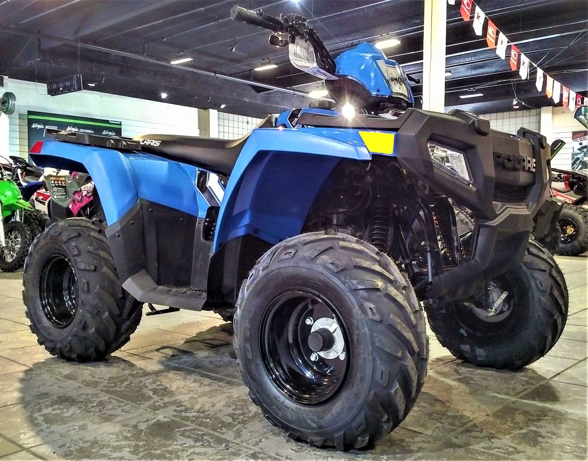2021 Polaris Sportsman 110 EFI in Salinas, California - Photo 4