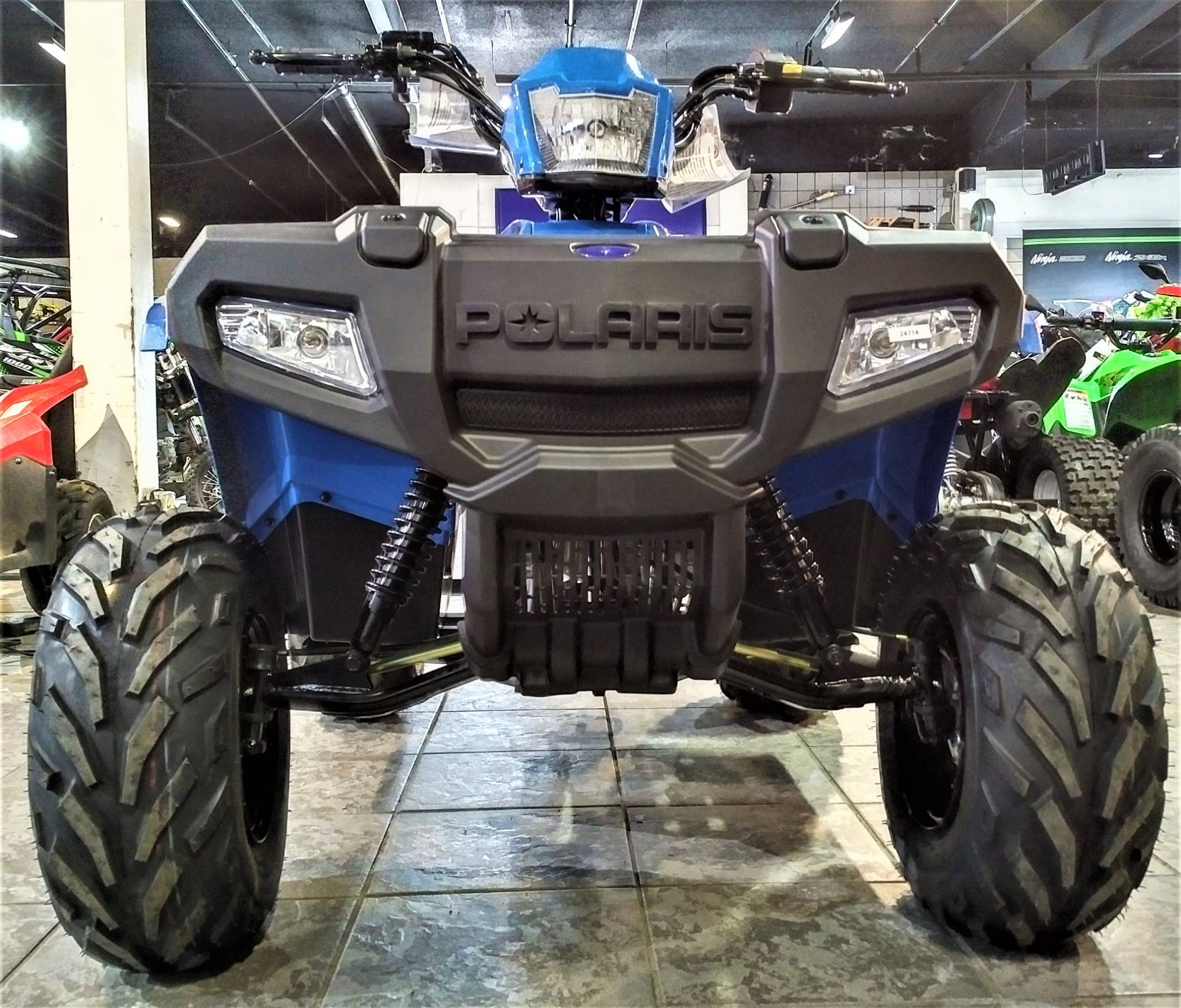 2021 Polaris Sportsman 110 EFI in Salinas, California - Photo 5