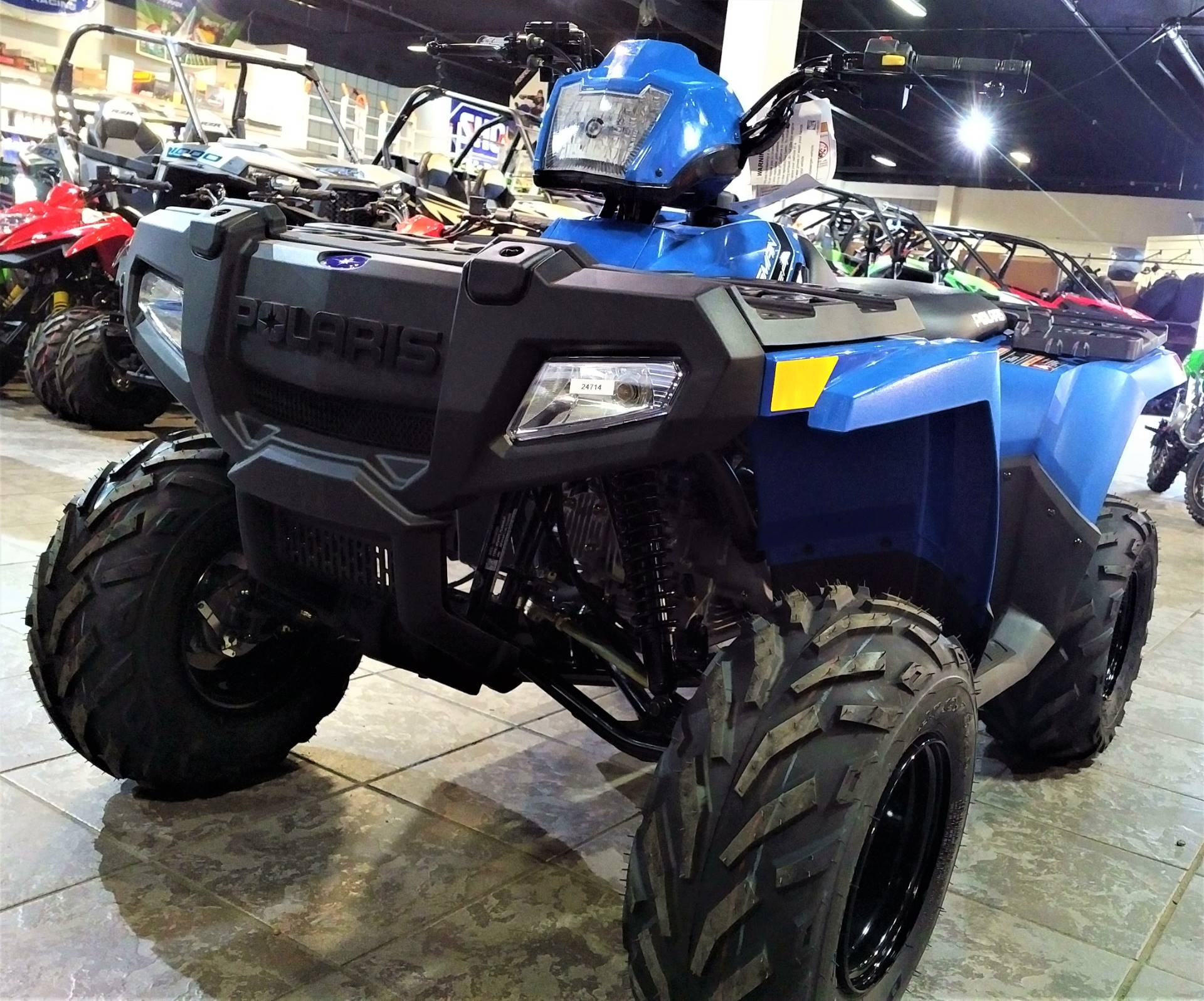 2021 Polaris Sportsman 110 EFI in Salinas, California - Photo 6
