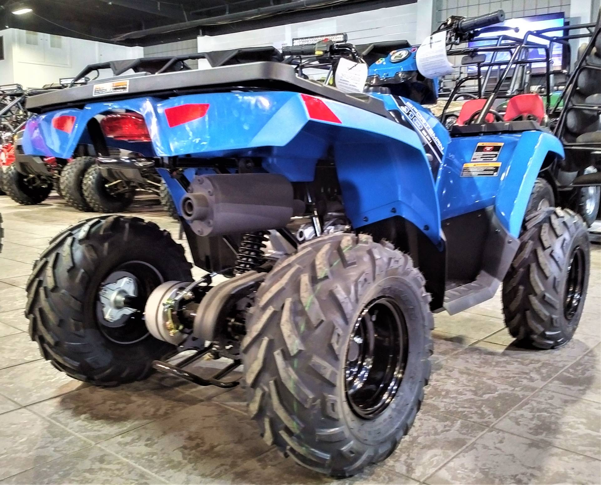 2021 Polaris Sportsman 110 EFI in Salinas, California - Photo 7