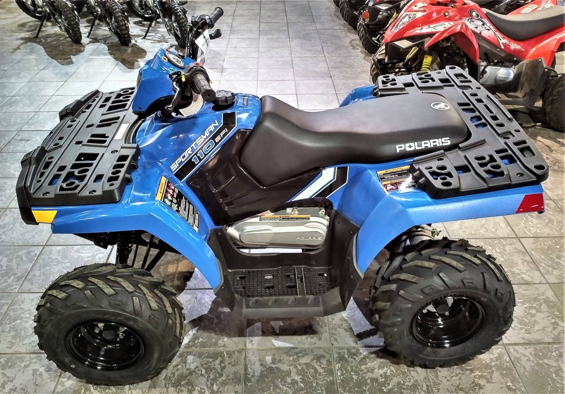 2021 Polaris Sportsman 110 EFI in Salinas, California - Photo 11
