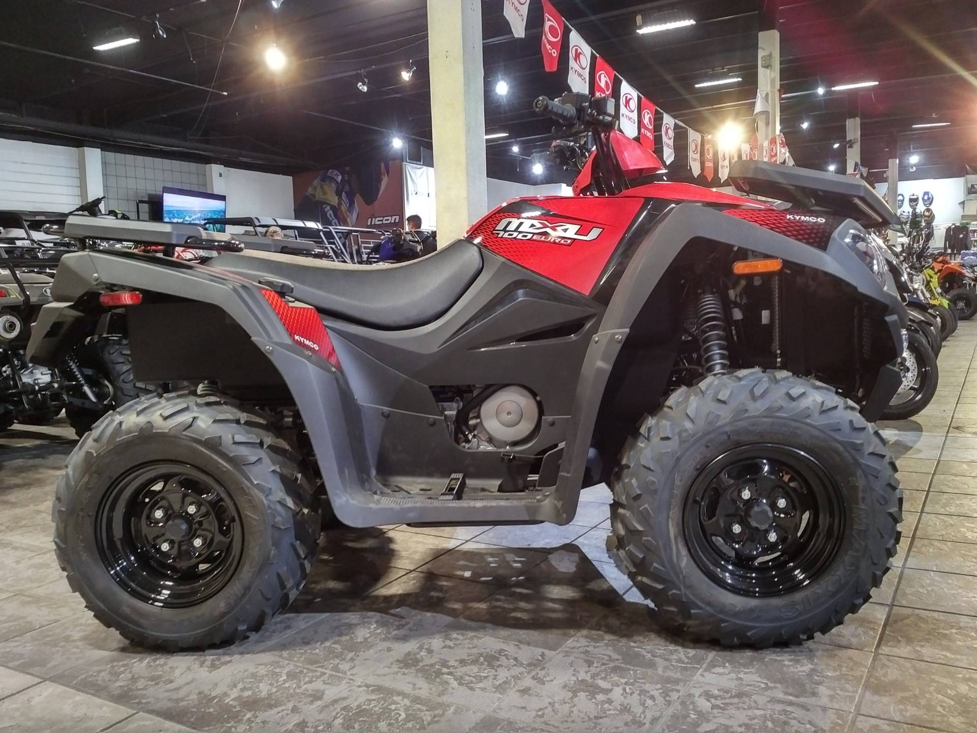 2019 Kymco MXU 700 EURO in Salinas, California - Photo 1