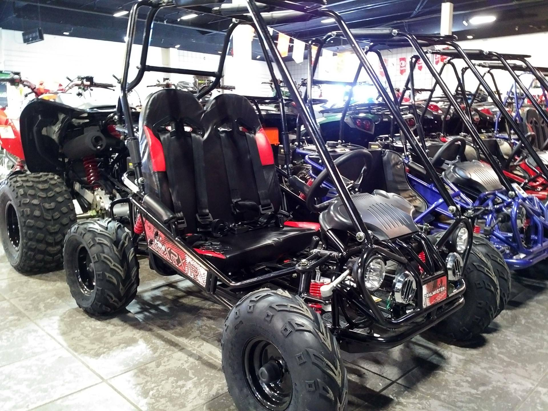 2017 Other TrailMaster Mini XRX/R+ in Salinas, California