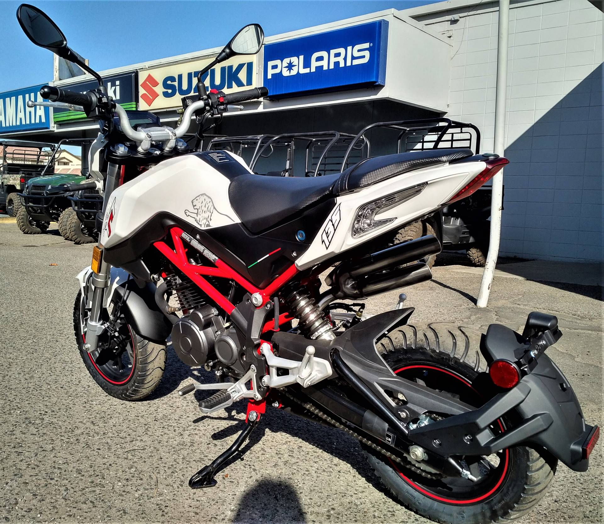 2020 Benelli TNT135 in Salinas, California - Photo 6