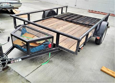 2017 Carry-On Trailers 6X10GW in Salinas, California - Photo 3
