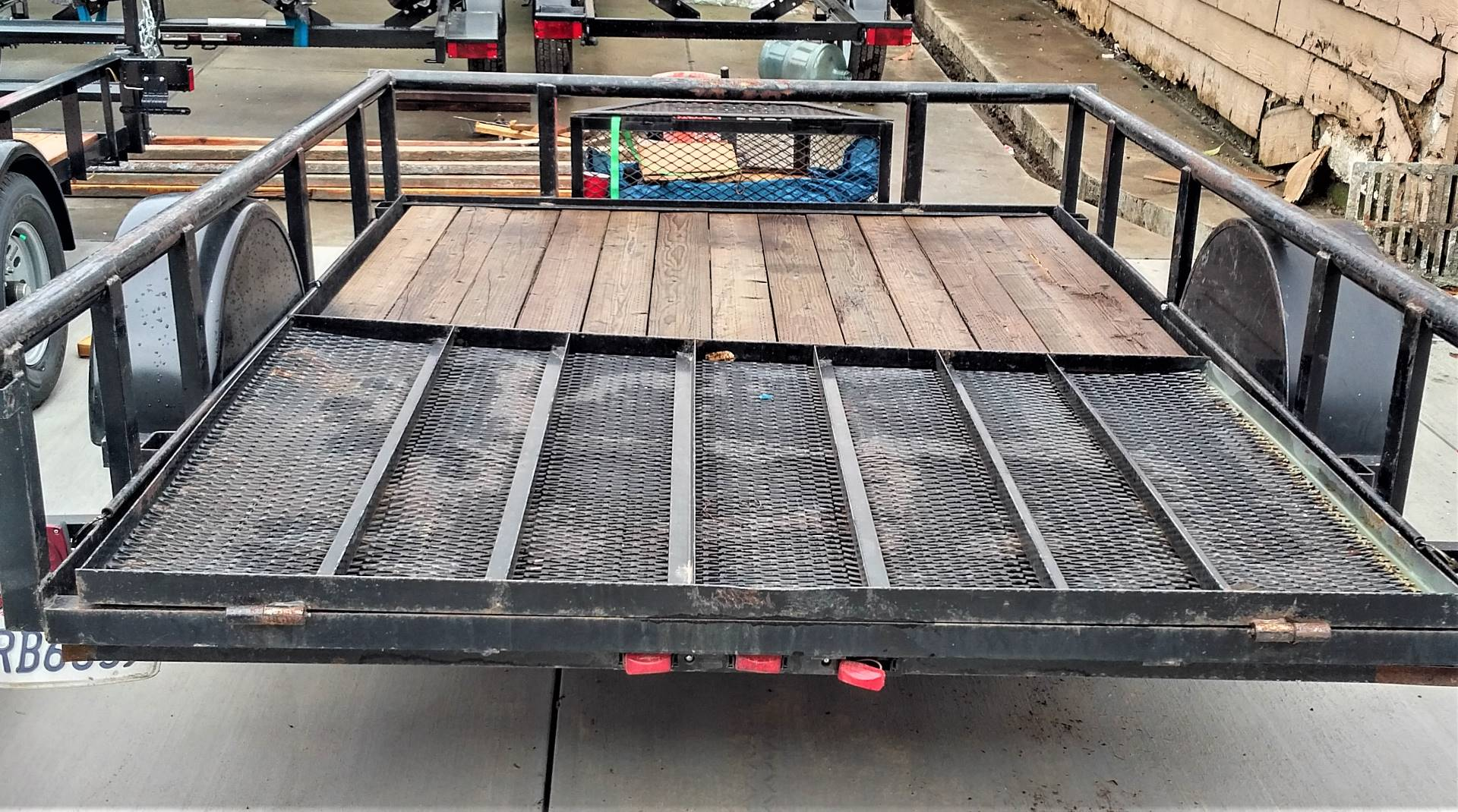 2017 Carry-On Trailers 6X10GW in Salinas, California - Photo 6
