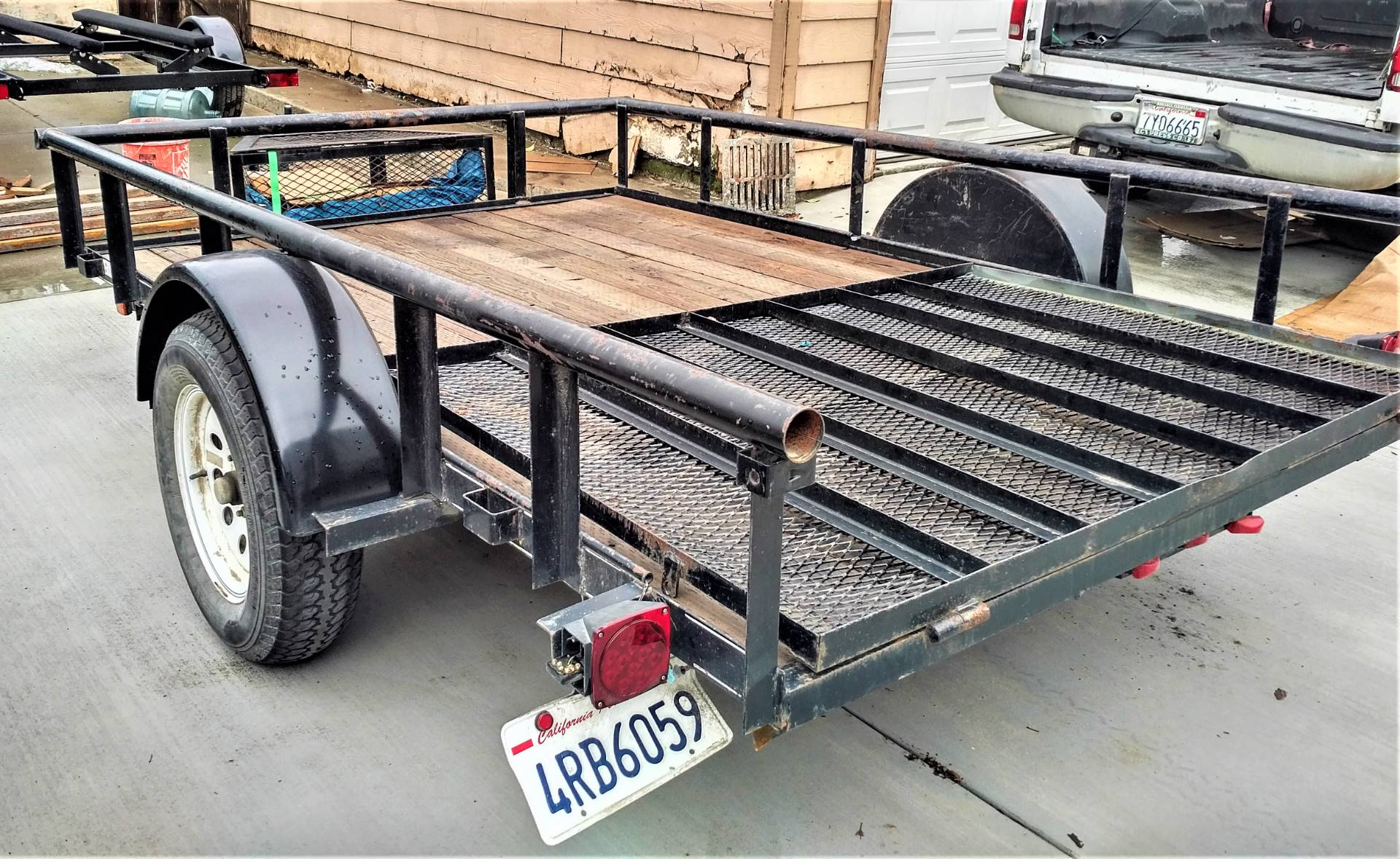 2017 Carry-On Trailers 6X10GW in Salinas, California - Photo 7