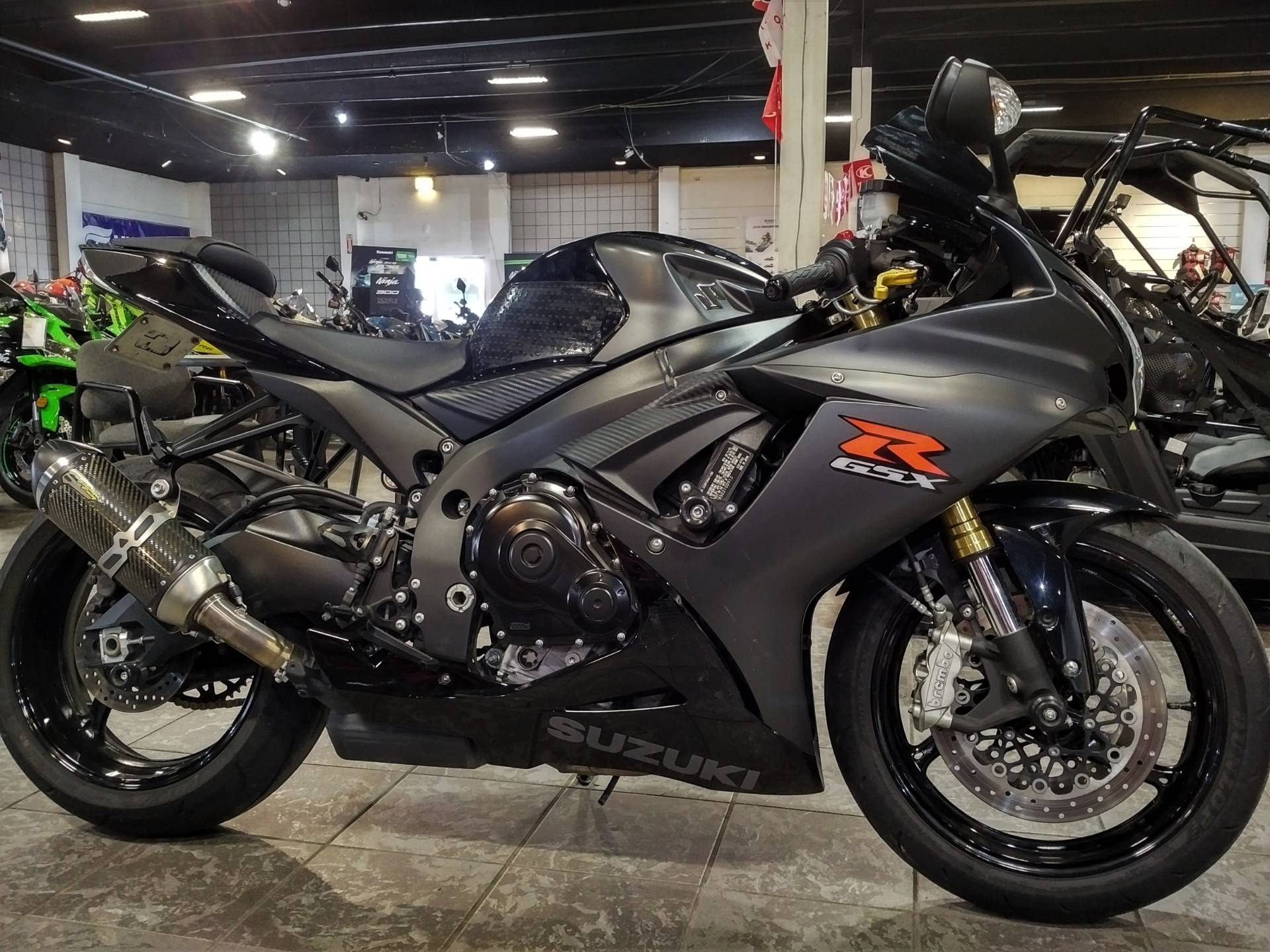 2016 Suzuki GSX-R750 in Salinas, California - Photo 1