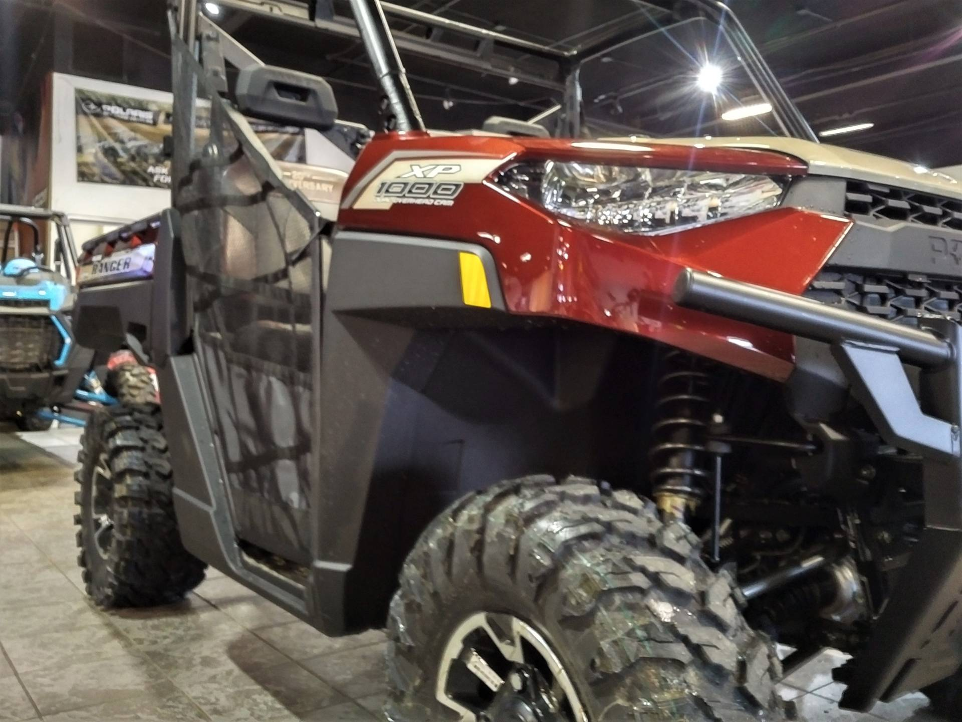 2019 Polaris Ranger XP 1000 EPS 20th Anniversary Limited Edition in Salinas, California - Photo 4