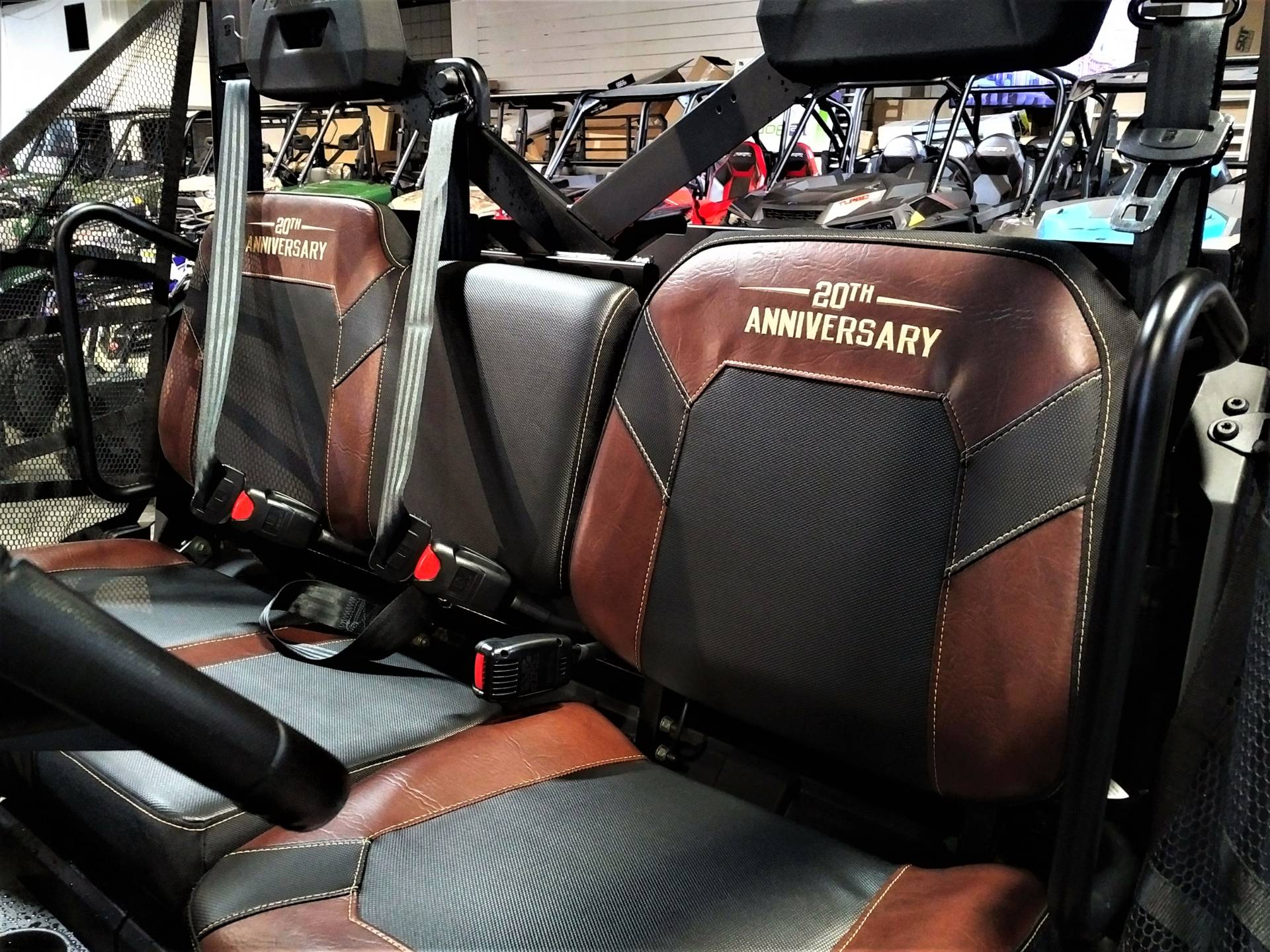 2019 Polaris Ranger XP 1000 EPS 20th Anniversary Limited Edition in Salinas, California - Photo 7