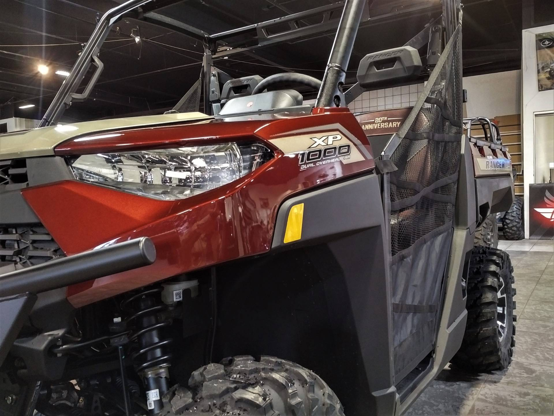 2019 Polaris Ranger XP 1000 EPS 20th Anniversary Limited Edition in Salinas, California - Photo 6