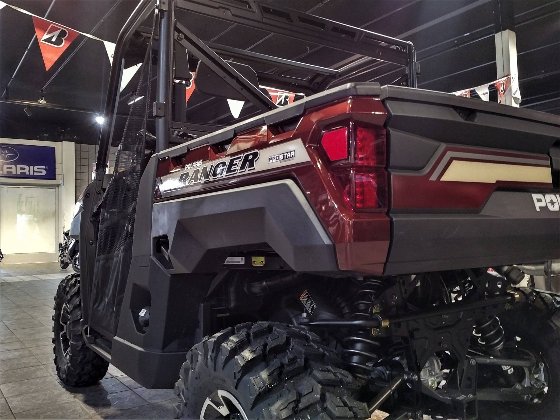 2019 Polaris Ranger XP 1000 EPS 20th Anniversary Limited Edition in Salinas, California - Photo 12