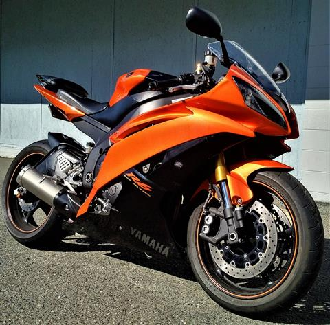 2009 Yamaha YZF-R6 in Salinas, California - Photo 4