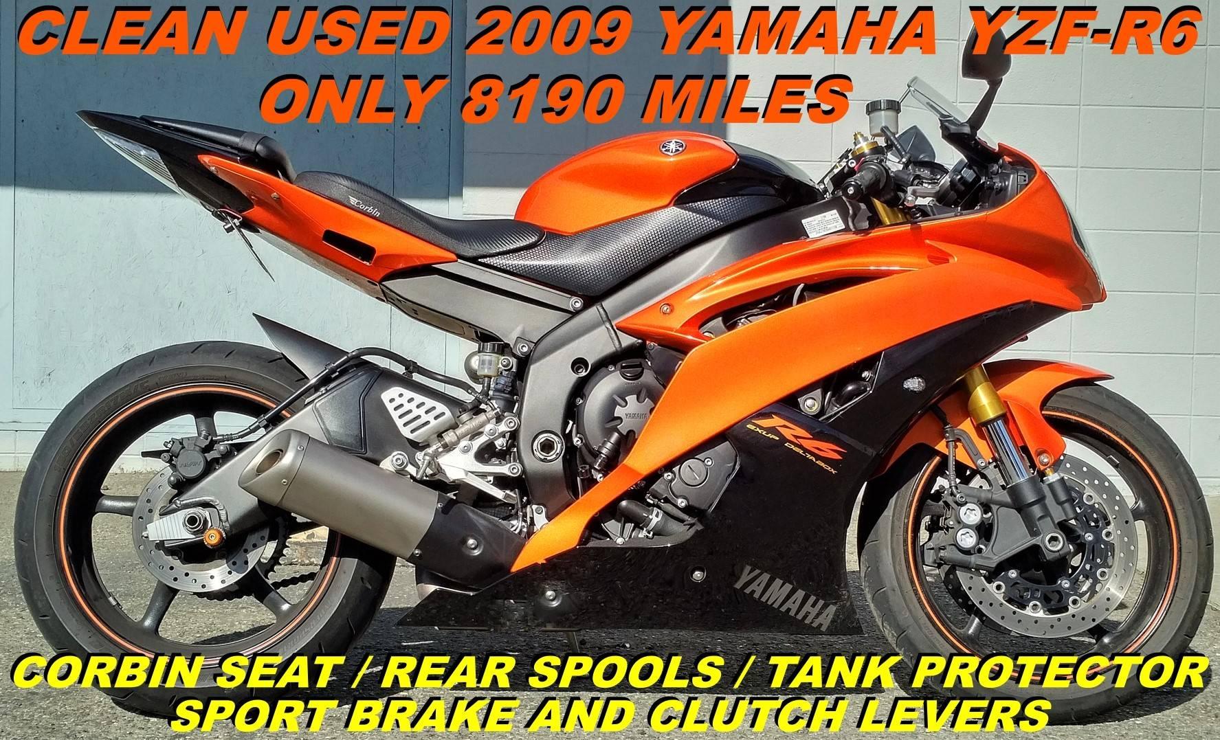 Motorrad Lap Timer Racing Yamaha YZF-R6// S