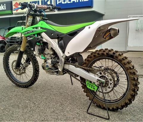2014 Kawasaki KX250F in Salinas, California - Photo 7