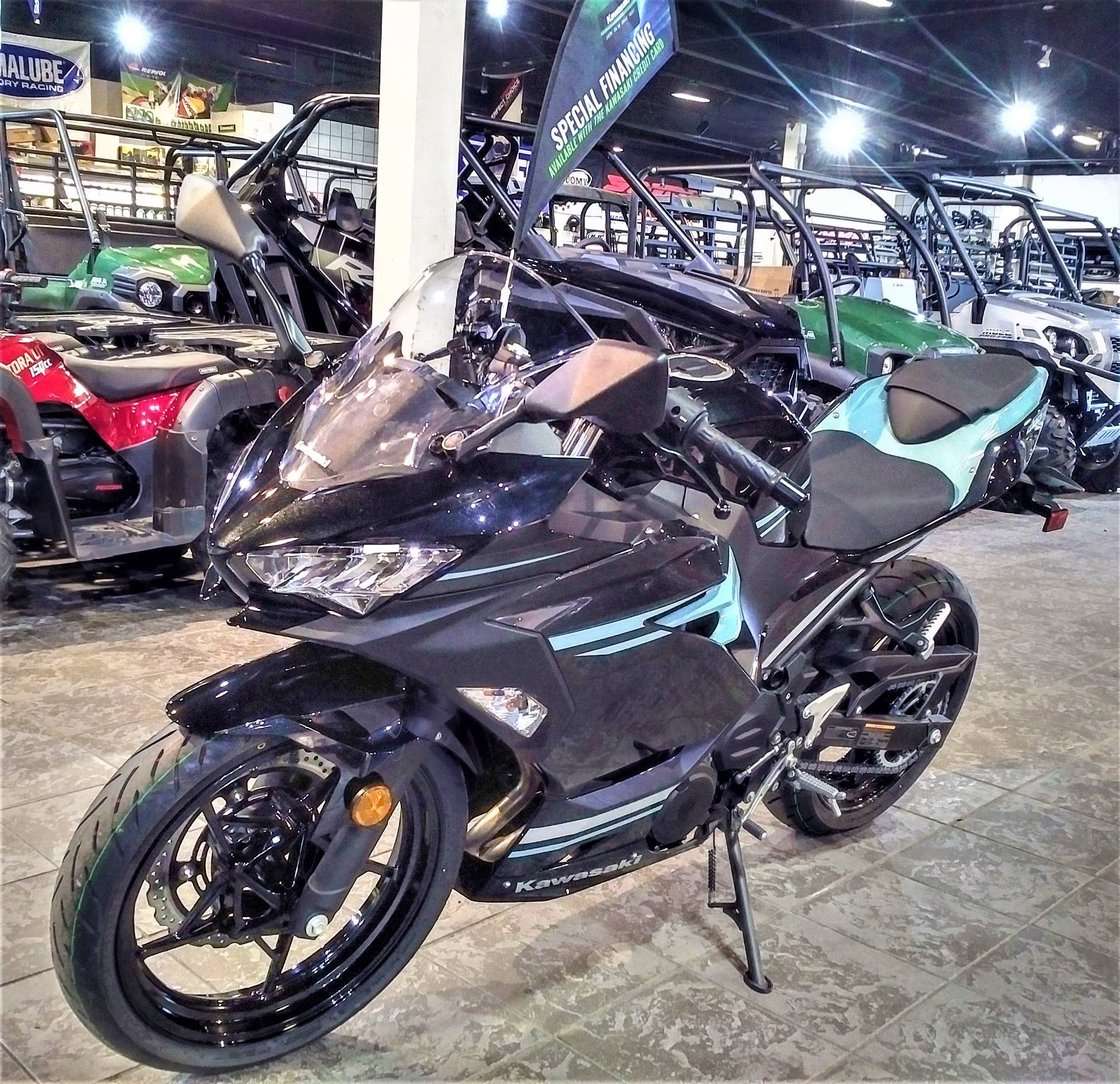 2020 Kawasaki Ninja 400 in Salinas, California - Photo 6