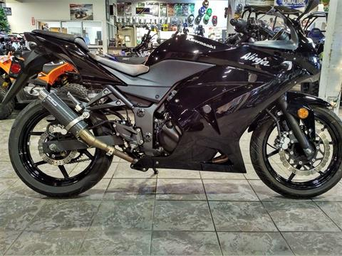 2011 Kawasaki Ninja® 250R in Salinas, California