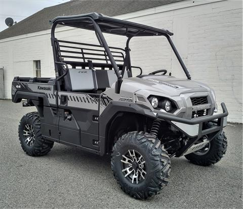 2020 Kawasaki Mule PRO-FXR in Salinas, California - Photo 4