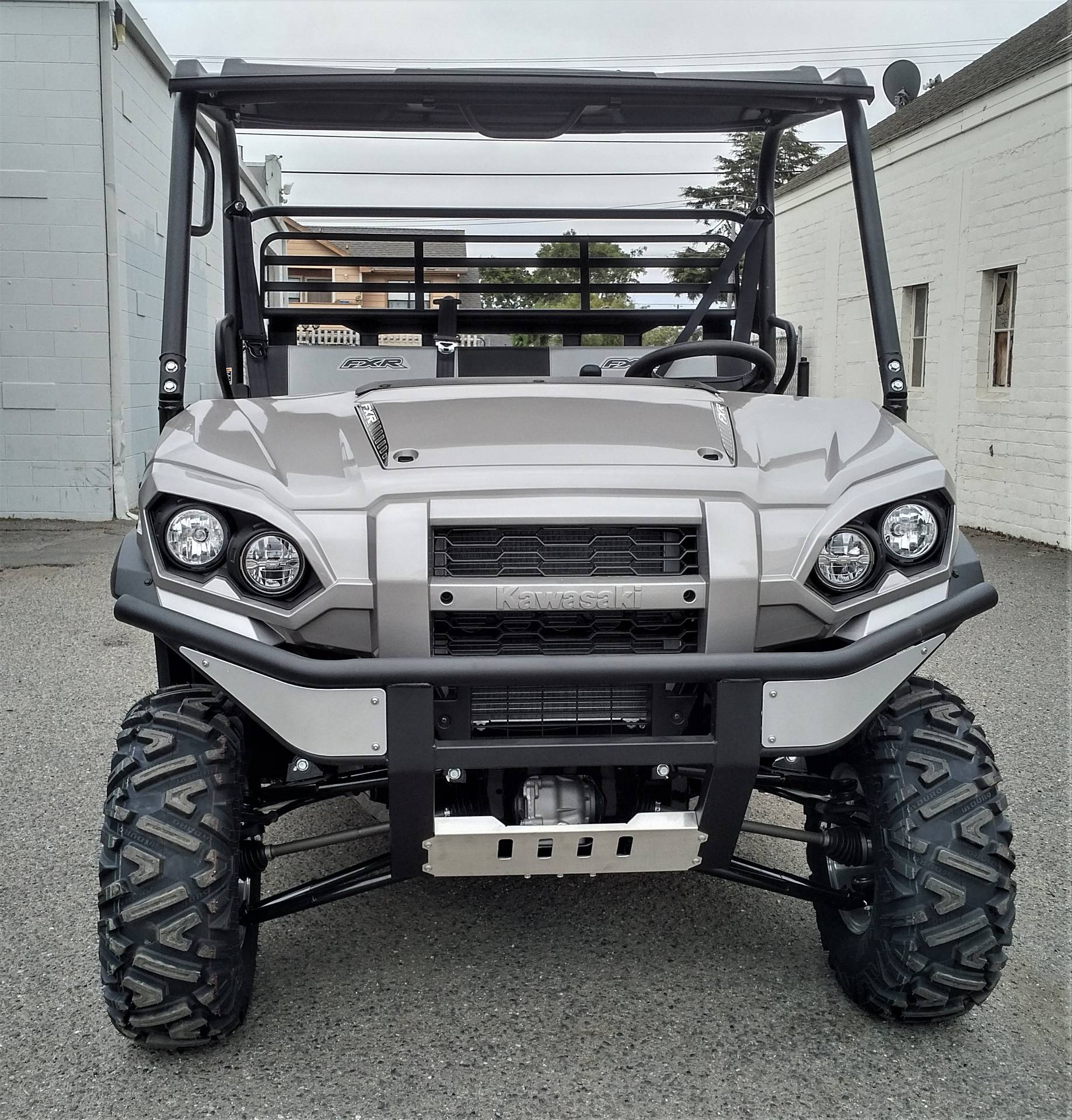 2020 Kawasaki Mule PRO-FXR in Salinas, California - Photo 5
